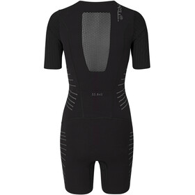 Fe226 AeroForce Shortsleeve Speedsuit Dames, black